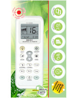 Universal Air Conditioner Replacement Remote Control for Most Air Conditioning $9.99