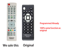New Universal Remote Control for INSIGNIA TV NS RC4NA 17 Already Programmed $7.59