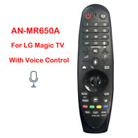 New Remote Control AN MR650A For LG Magic Smart TV With Voice Mate Control $27.99