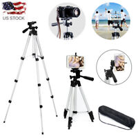Pro Camera Tripod Stand Holder Mount for iPhone Samsung Universal Cell Phone US $10.99