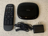 Pre owned Great Logitech Harmony Smart Remote Control and Hub $95.00
