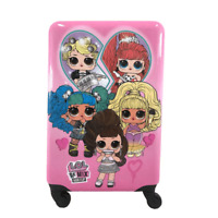 Kids Licensed 360 Spinner Hardside Rolling Luggage Assorted Styles