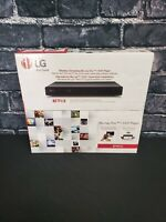 LG Smart Blu ray Player with Wi Fi Streaming BPM35 New amp; Sealed Fast Ship $45.00