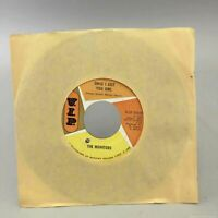 The Monitors #x27;Since I Lost You Girl#x27; 1966 Soul 45 $19.99