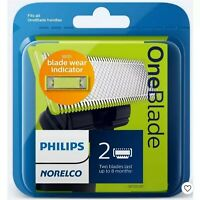 Philips Norelco OneBlade Replacement blade 2Ct QP220 80 New In Box $22.99