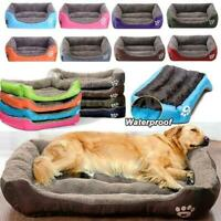 Rectangular Pet Bed for Dog or Cat