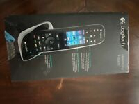 Logitech Harmony Touch Universal Remote with Color Touchscreen Black. Never used $98.00