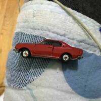 Tomica Toyota Mark II All Red Export Old Wheels Difficulty A