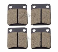 Front Brake Pads For ATV Yamaha Grizzly 350 4X4 2007 2009