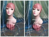 New Arrival Hand Painted Mannequin Head For Wig And Hat Display