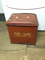 Original Vintage Coca Cola Cooler
