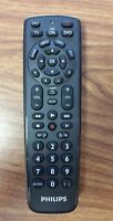PHILLIPS REMOTE CONTROL SRP1103 27 PRE OWNED $12.50