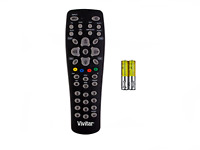 Operate All Home Entertainment Devices in One Small Universal TV Remote VIVITAR $19.10