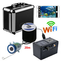 HD 720P Wifi Wireless 20M Underwater Fishing Camera Supports APP Video Recording