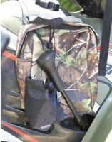 Coleman Top Tank ATV Saddle Bag Lot Of Two