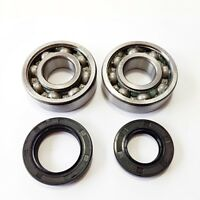 ATC250R Main Crank Shaft Bearings and Seals Kit Honda 81 82 83 84