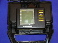 Humminbird LCR 400 Portable Fish Finder Depth Finder Sonar Fishing