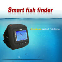 LUCKY Watch Sonar Fish Finder Wireless 200FT 60M Range Echo Fishing Sounder T9R4