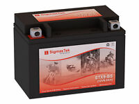 Honda - TRX300X, EX 1993-2012 AGM ATV / battery (Replacement) By SigmasTek AGM