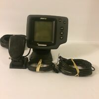 HUMMINBIRD 300TX Tri-Beam Fish Finder Depth With Transducer Stand And All Cables