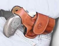 Bond Arms Premium Leather Cross Draw Driving Holster Right Handed