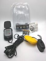 HawkEye Portable Fish Finder Up To 99 Feet Deep Use On Shore Or Boat FF3350