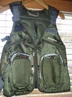Snowbee Fly Fishing Vest/ Backpack Size OFA