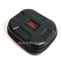 Fishing Reel Hard Cover Case Spool Tackle Bag Spinning Baitcasting Fly Reels OK