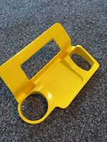 *RARE* McDonald's Yellow Plastic Car Drive-In Window Food Snack Trays