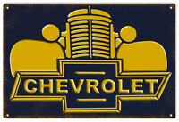 Reproduction Chevrolet Sign
