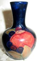 Moorcroft Pottery - Pomegranate Pattern 1920/30's Classic Design and Form 3.5