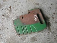 Case Farmall JD Tractor 80 lb Tayfco Suit Case Weight