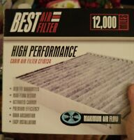 Best Cabin Air Filter for Honda Acura TRIPLE BARRIER PROTECTION Replacement
