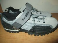 Shimano SH-MT40 Men's Size 10.5 (45 EU) Mountain Cycling Shoes- Nice - Fast Ship