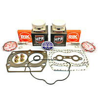 HPR Pistons Top End Gaskets Polaris 05-17 RZR 800 Sportsman X2 Ranger 80mm STD