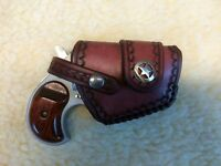 Cobra/Davis Small Frame Derringer Cross Draw Driving Holster