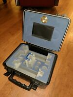 Humidity controlled double clarinet hard case - Lomax Pro