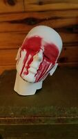 Vintage Female Mannequin Head Creepy Art Steampunk