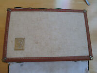 LEBLANC CLARINET CASE - VINTAGE TWEED FROM THE 1950'S