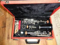 Leblanc Normandy 4 Clarinet with case 65685