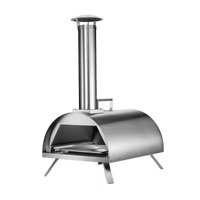 Hayes Wood Fired Pizza Oven (Outdoor) Natural or Flavored Pellet Fuel