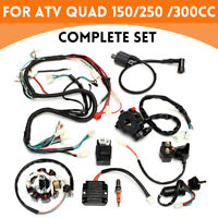 ELECTRICS WIRE MAGNETO STATOR WIRING HARNESS 150-250 300CC ATV QUAD Go Kart