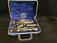 Vintage D. Noblet Clarinet and Case - Paris, France SN#4224