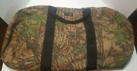 Rattlers Brand -Camo Hunting-Bugout-Blind-Duffle Bag X Large Made in the USA