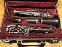 Buffet Crampon Wood Clarinet, Made in Germany w/ case