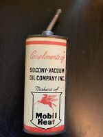 Mobil Tavern Lead Top Handy Oil Can 🔥🔥