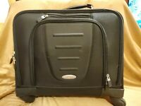Samsonite Spinner Mobile Office Black Wheeled Briefcase 10392 1041