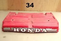 TRUNK GLOVE TOOL BOX LID 1985-87 250ES BIG RED 250 ATC HONDA 3 WHEELER THREE ATV