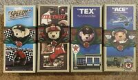 LOT OF 4 TEXACO THE BEAR BOX 1st, 2nd, 3rd, & 4th EDITION 1997 - 2000