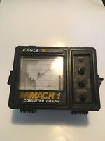 Eagle by Lowrance Mach 1 Computer Graph Fish Finder Console Only